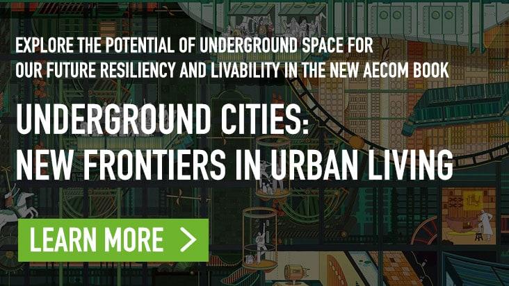 Underground Cities Book