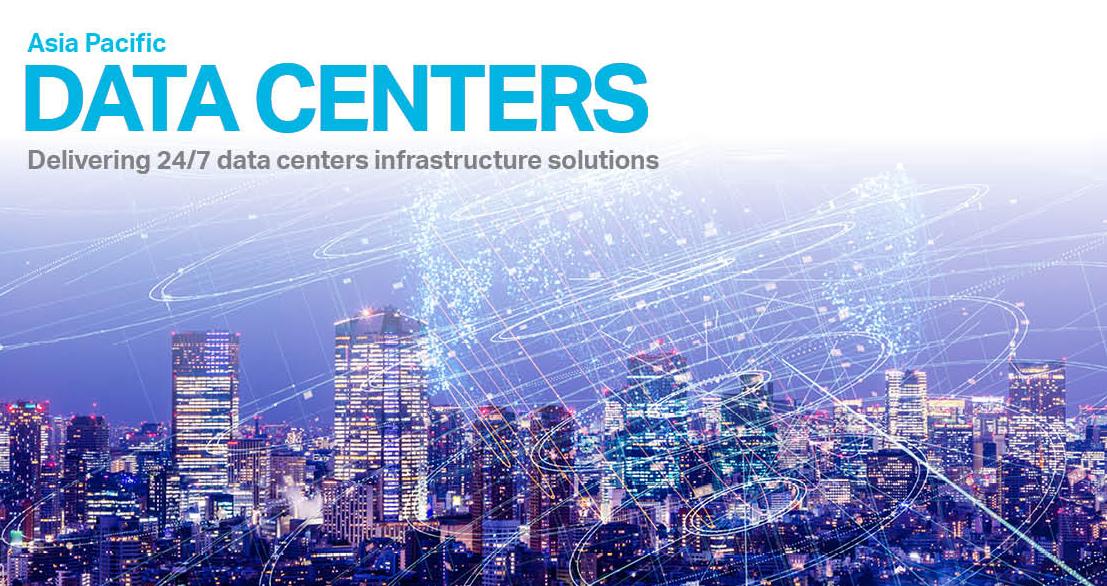 Asia Pacific Data Centers